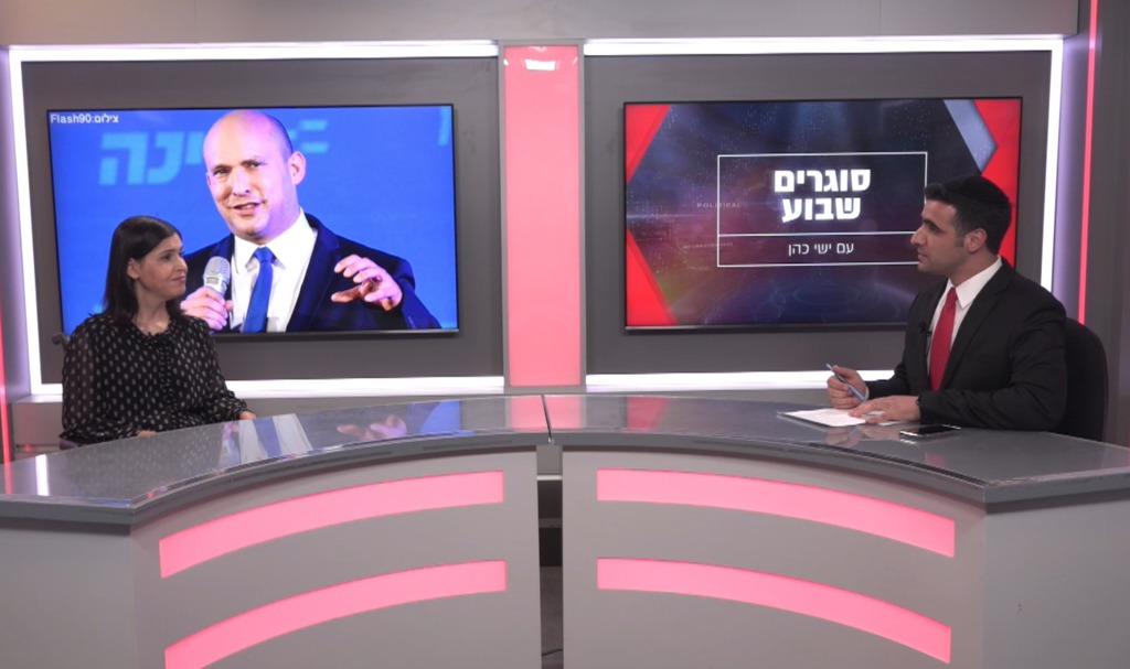 ח''כ קארין אלהרר בריאיון לישי כהן