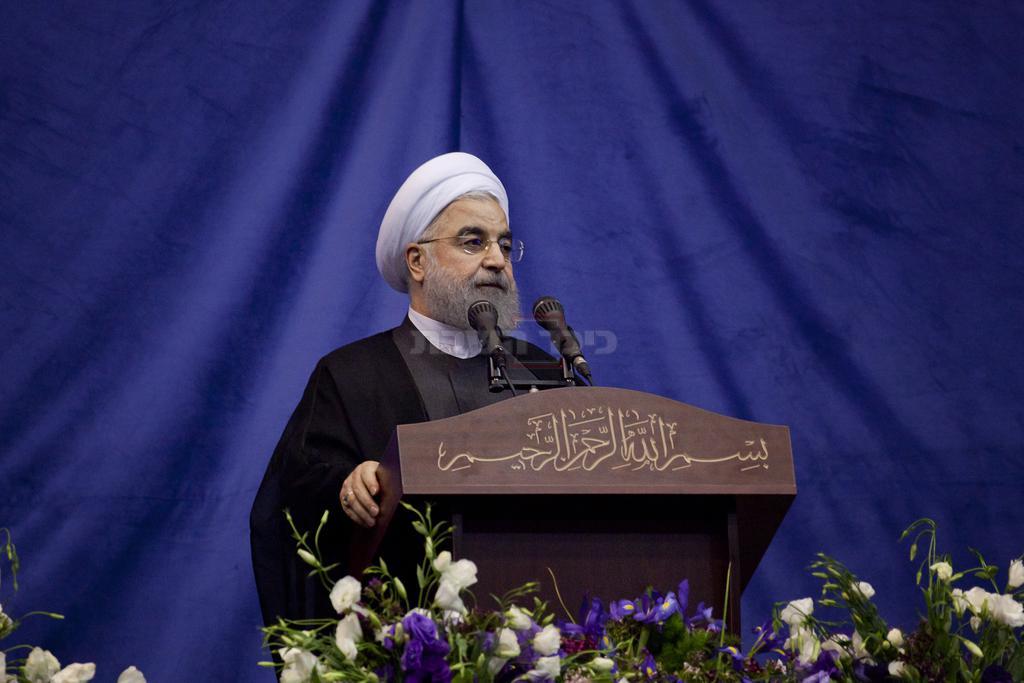 נשיא איראן רוחאני (צילום: שאטרסטוק)