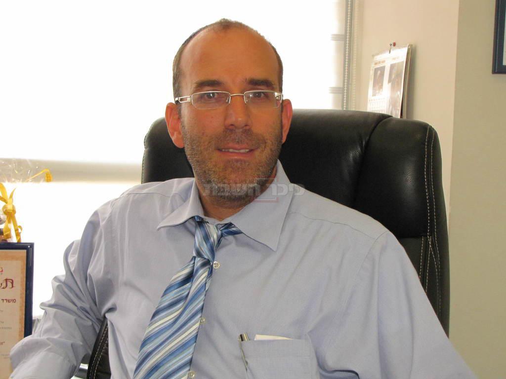 עו''ד גיל הראל (באדיבות המצלם)