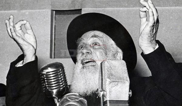 רבי יוסף שלמה כהנמן, הרב מפפוניבז' (פוטו בירנפלד, תל אביב - הספרייה הלאומית, אוסף שבדרון, CC BY 3.0)