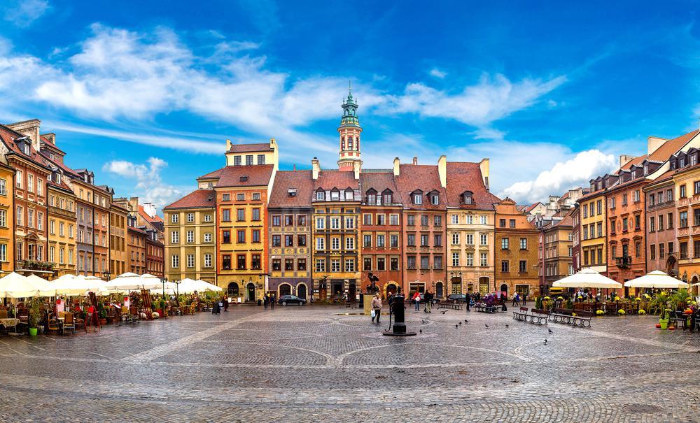 ורשה (צילום: שאטרסטוק)