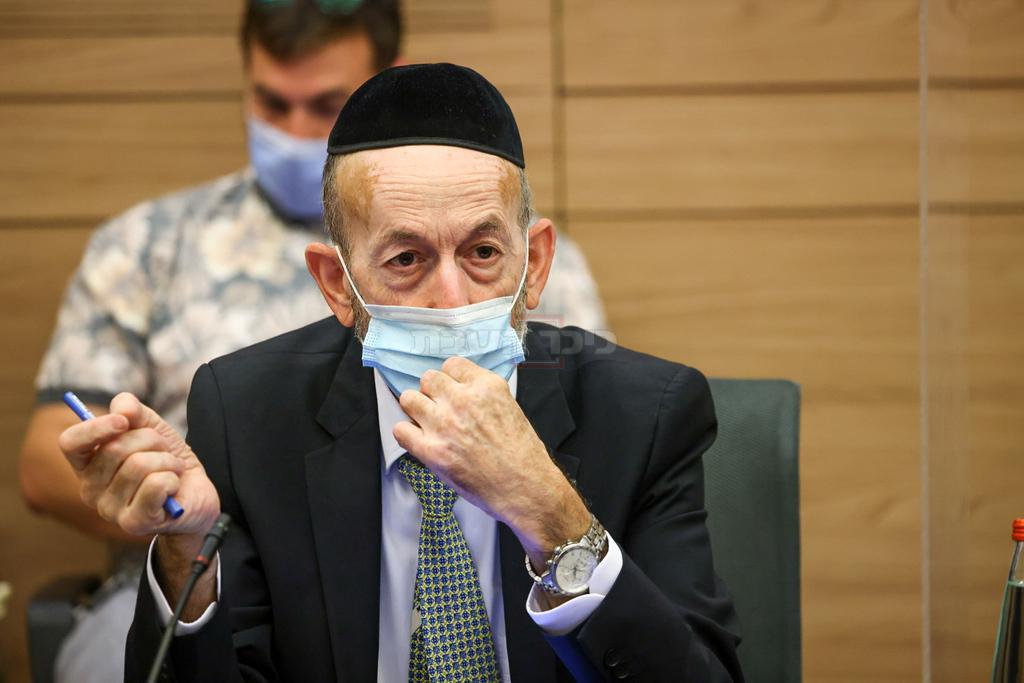 ח''כ אורי מקלב (צילום: נועם מושקוביץ, דוברות הכנסת)