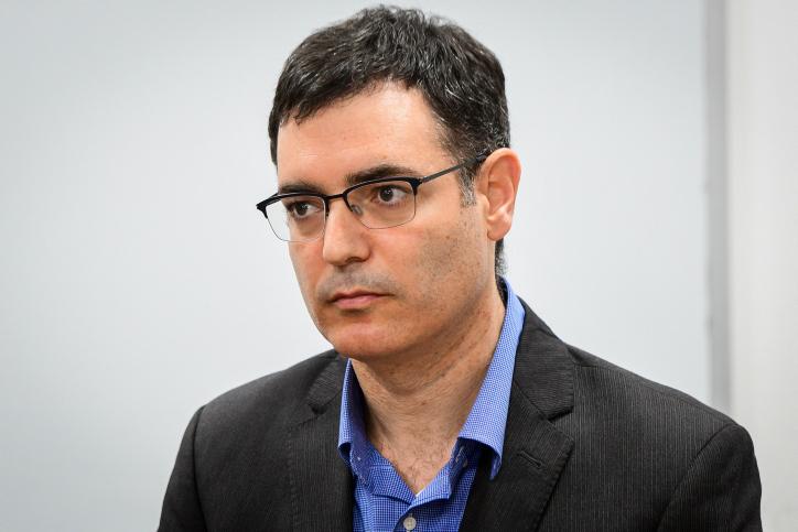 מנכ''ל משרד הבריאות, הבוקר (צילום:  Avshalom Sassoni/Flash90)