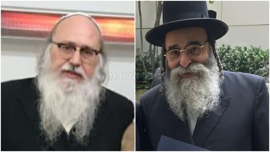 הרב דוד נידרמן, הרב נתן בן נון (צילום: UJO, באדיבות המצלם / אומן שלום)