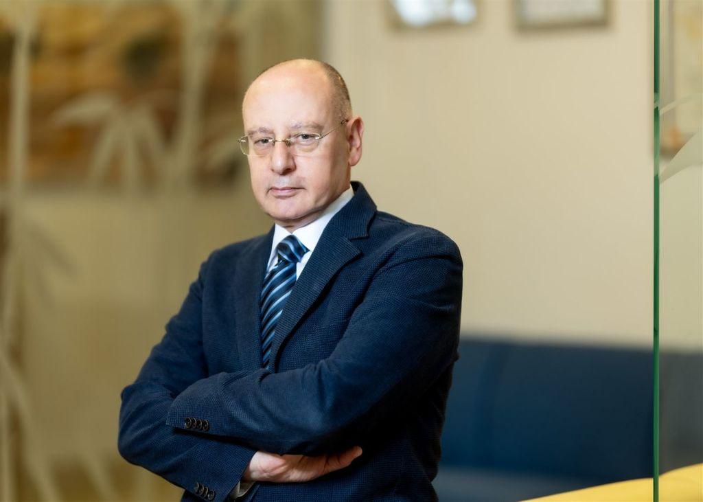 פרופ' ברהום (צילום: תומס סולינסקי)