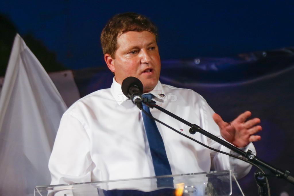 ראש העיר רמי גרינברג (צילום: Roy Alima/Flash90)