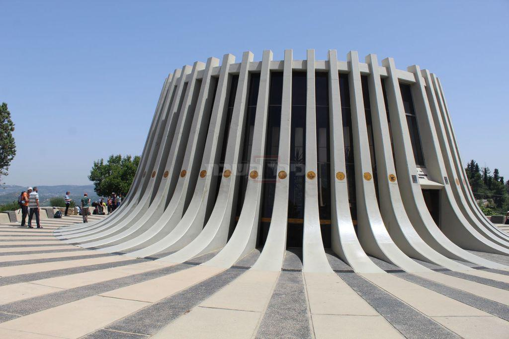 יד קנדי (צילום: ישראל שפירא)