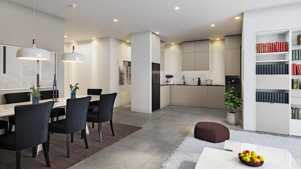 ''אנשים מבקשים כיום דירות גדולות ומרווחות יותר'' (יח''צ)
