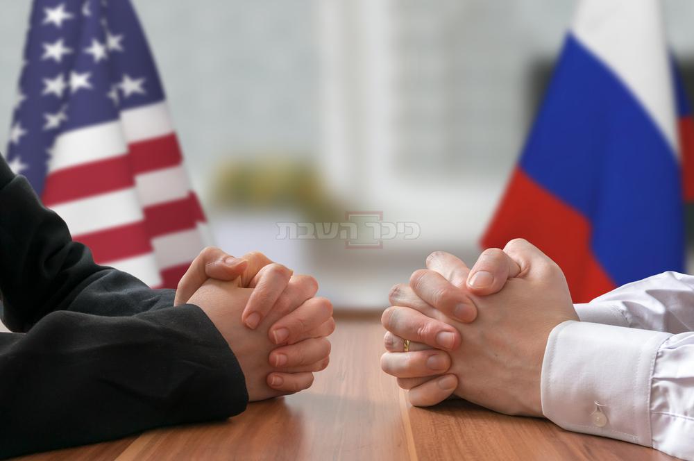 מתיחות אמריקנית-רוסית, אילוסטרציה (צילום: Shutterstock)