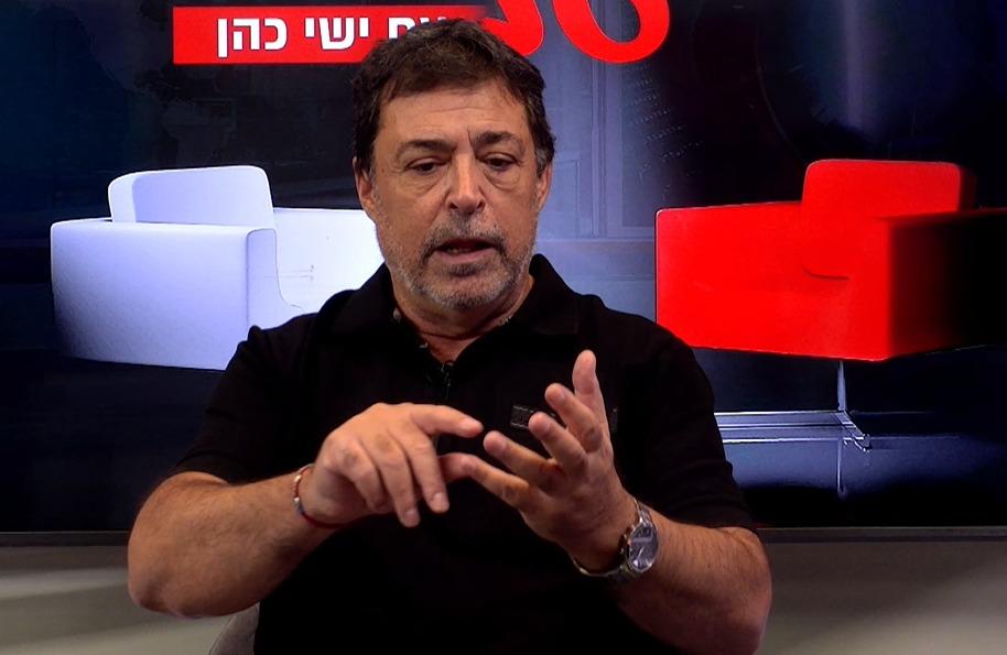 בן כספית באולפן 'כיכר השבת'