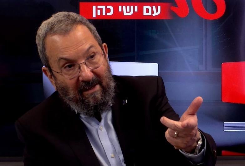 אהוד ברק בריאיון באולפן 'כיכר השבת'