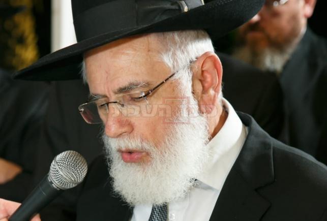 הרב רוזנברג ז''ל - באדיבות המשפחה