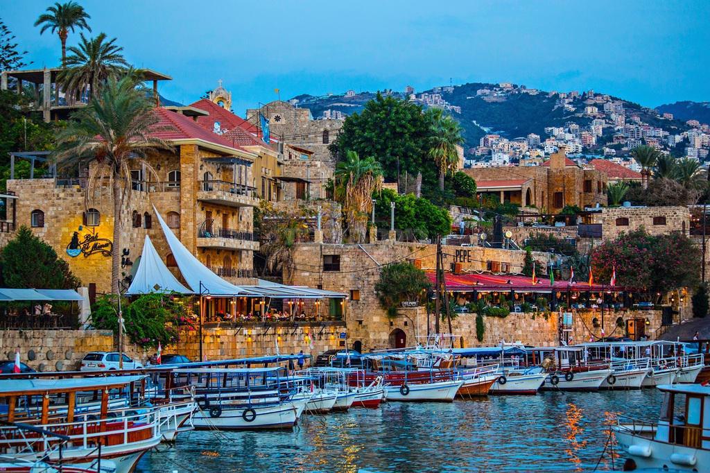 נמל ביירות (צילום: shutterstock)