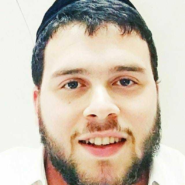 תלמיד הישיבה אברהם נחום לנדי ז''ל (באדיבות המשפחה)