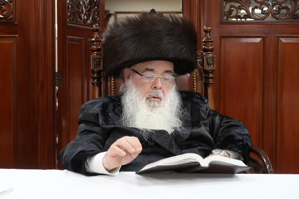 הגאון רבי חיים ישעיהו קניג זצ''ל