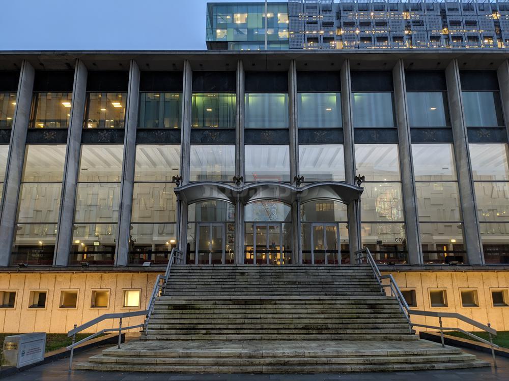 בית המשפט במנצ'סטר (צילום: Shutterstock)