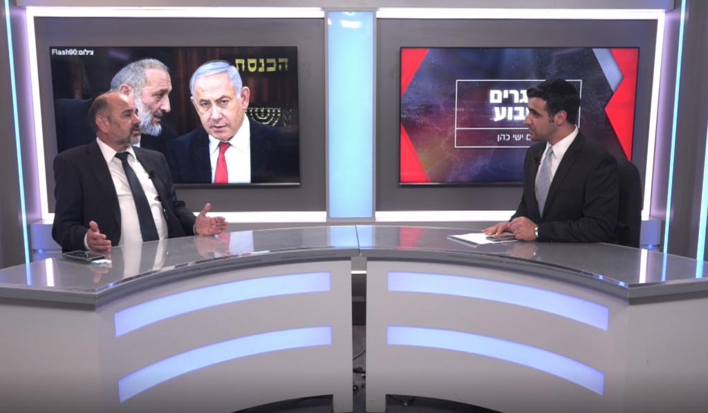 ח''כ יעקב מרגי בריאיון לישי כהן