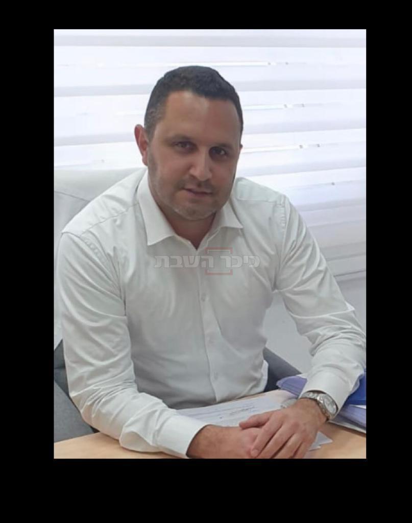 עו''ד דניאל שריד- מתמחה בדיני נזיקין (צילום:רני רונן)