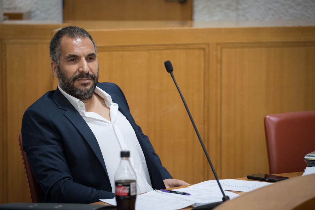 ראש העיר רון קובי (צילום: Hadas Parush/Flash90)