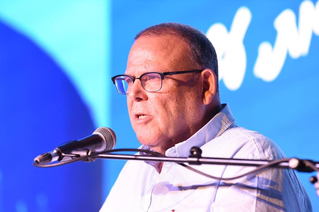 ארנון בר-דוד - יו''ר ההסתדרות
