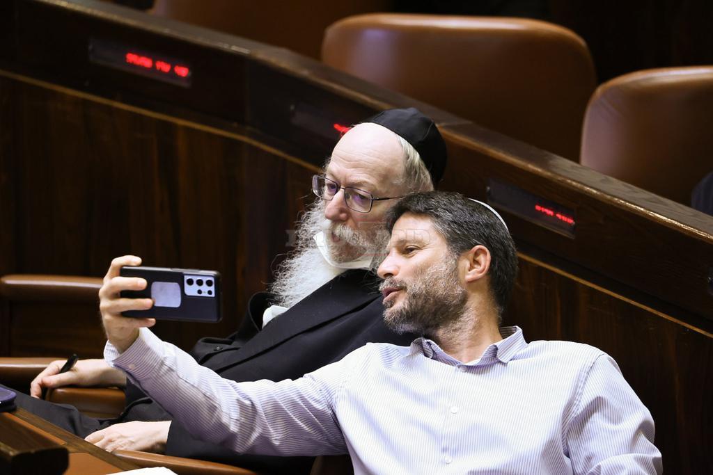 (צילום: נועם מושקוביץ - דוברות הכנסת)