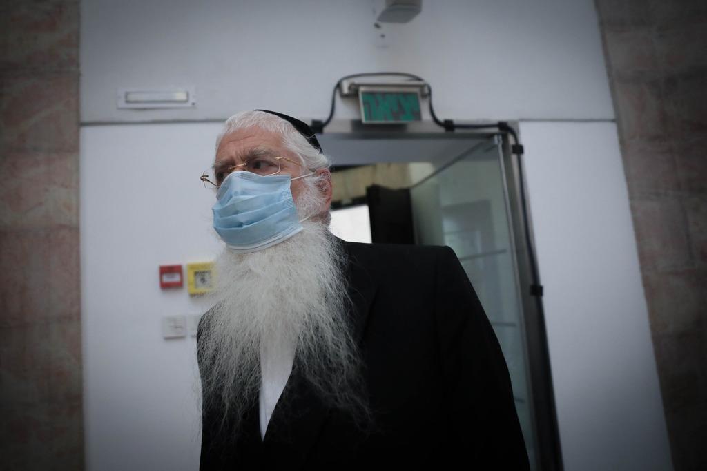 סגן השר מאיר פרוש (צילום: חיים גולדברג, כיכר השבת)