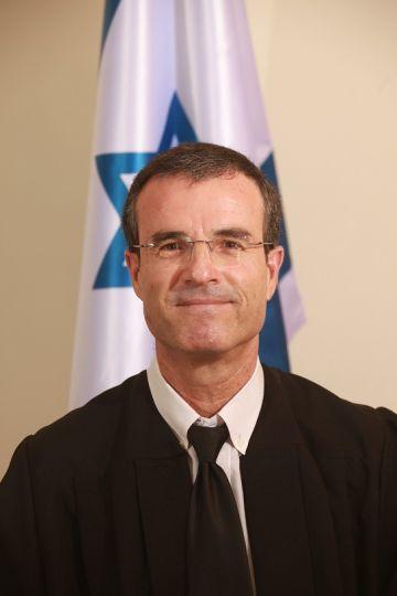 השופט משה בר-עם (צילום: אתר בתי המשפט)