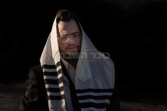 ר' פנחס מנחם הי''ד (צילום: לוי דביש, אלרואי אסרף)