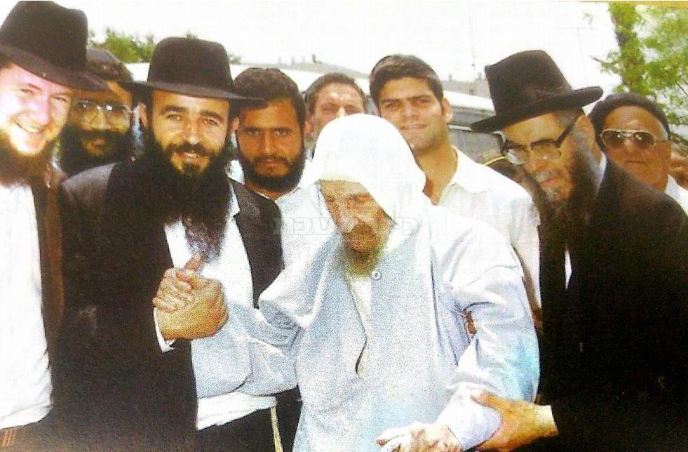 בבא סאלי זי''ע (באדיבות המשפחה)