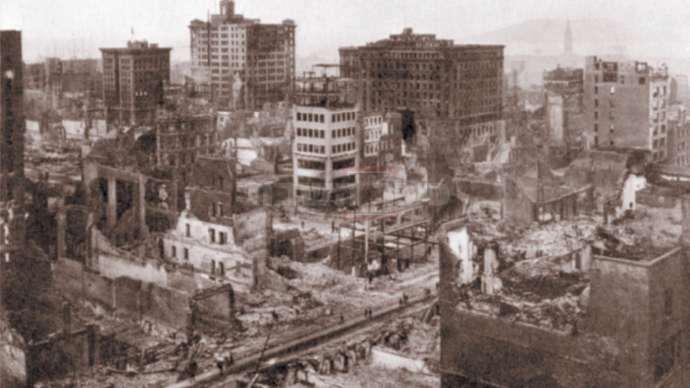 העיר תחת ההריסות (משרד ההגנה האמריקני)