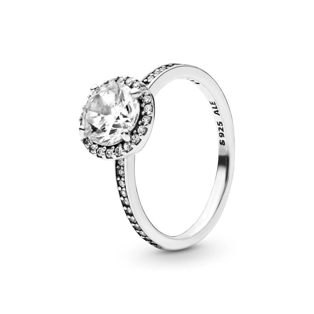 טבעת כסף קלאסיות אלגנטית - הבחירה של אורית
