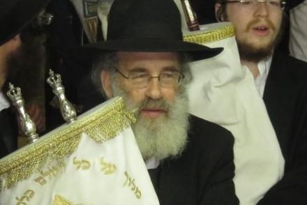 ראש ישיבת ארחות תורה הגרב''ד דיסקין (צילום: מידע הישיבה)