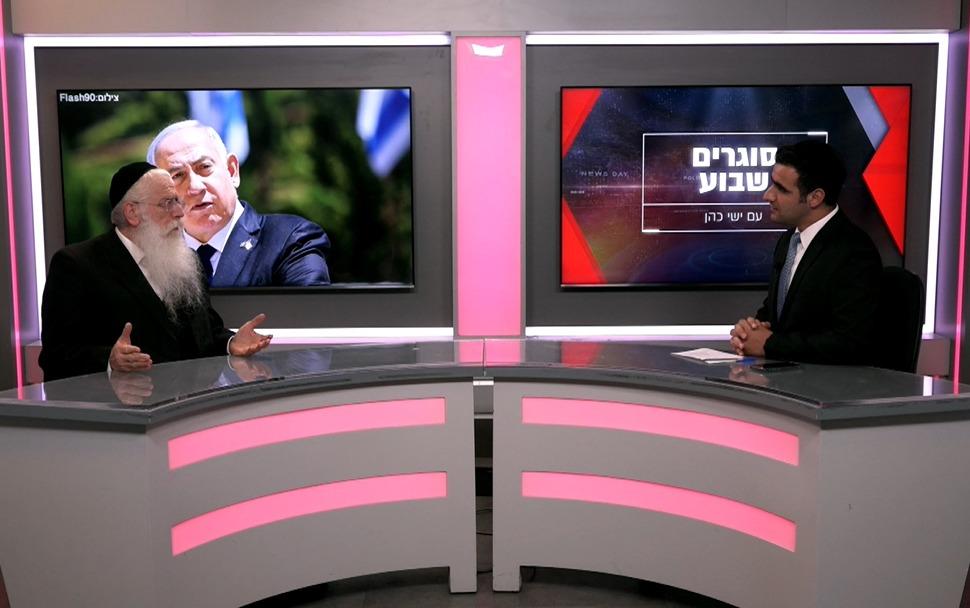 ח''כ מאיר פרוש בריאיון לישי כהן