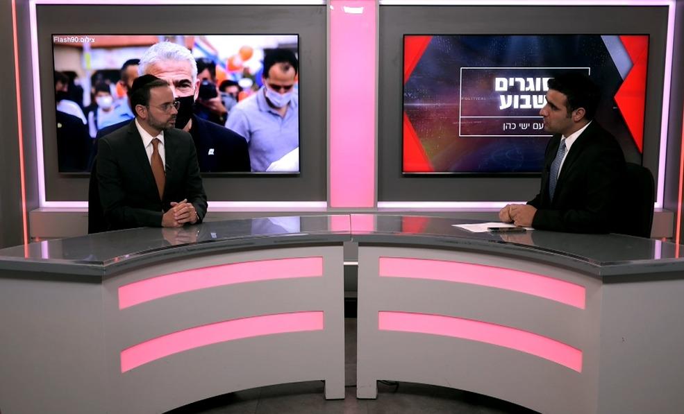 ח''כ אוריאל בוסו בריאיון לישי כהן