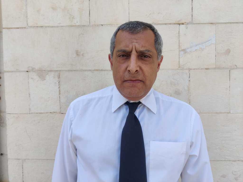 עו''ד רועי פוליטי (צילום: חיים גולדברג, כיכר השבת)
