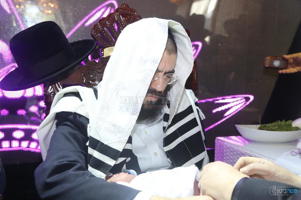 רבי פנחס אבוחצירא (צילום: משה ביטון)