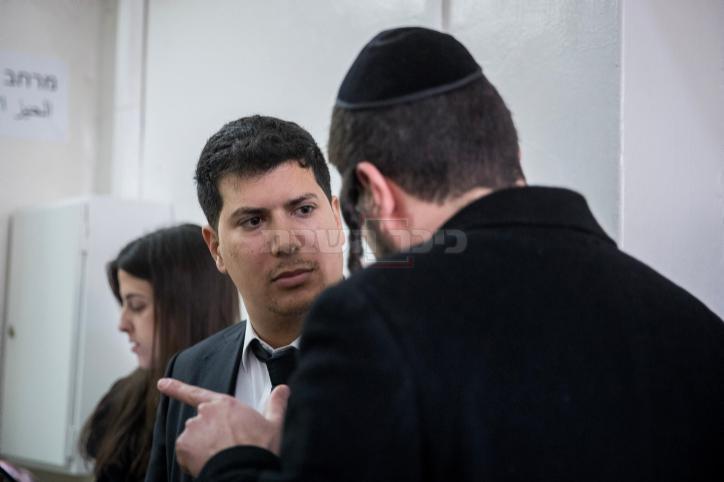 עורך הדין עמית חדד (צילום: Yonatan Sindel/Flash90)