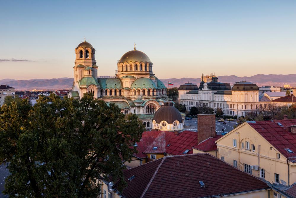 סופיה, בולגריה (צילום: שאטרסטוק)