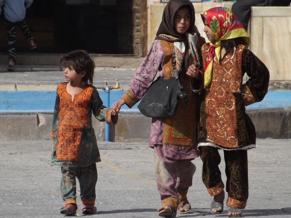 ילדים באיראן. אילוסטרציה (צילום: shutterstock)
