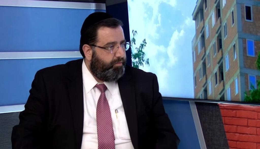 סגן ראש העיר אברהם בצלאל