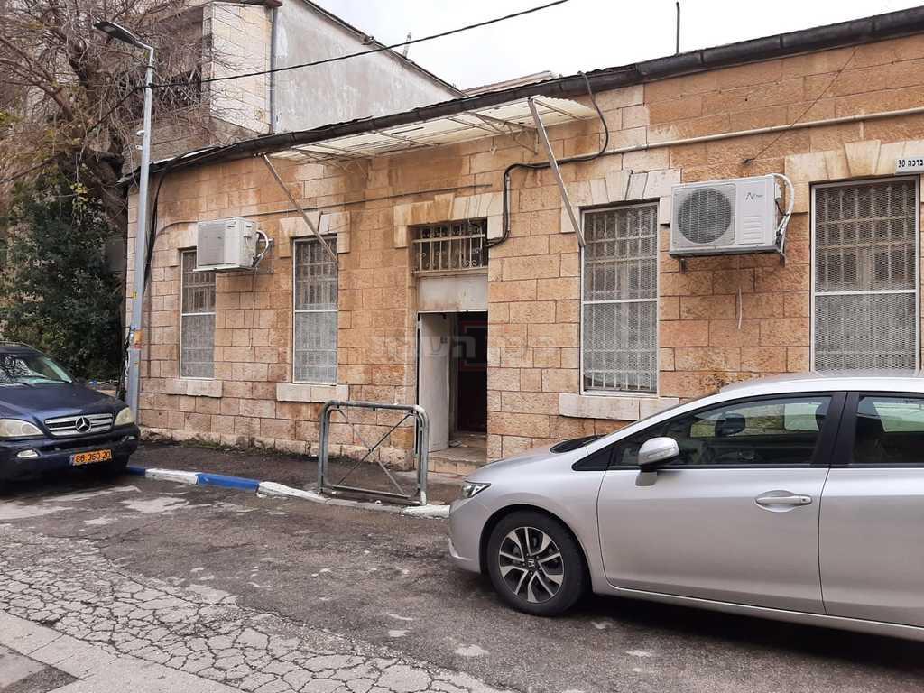 המבנה בו פעלה ''הקהילה'' (צילום: חיים גולדברג, כיכר השבת)
