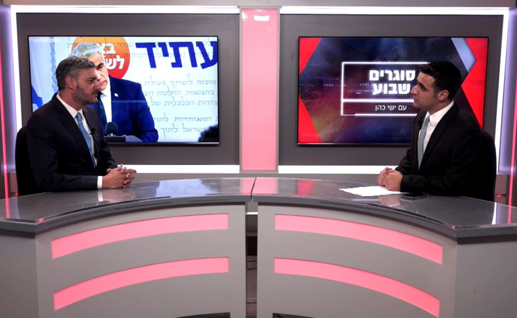 ישראל בכר בריאיון לישי כהן