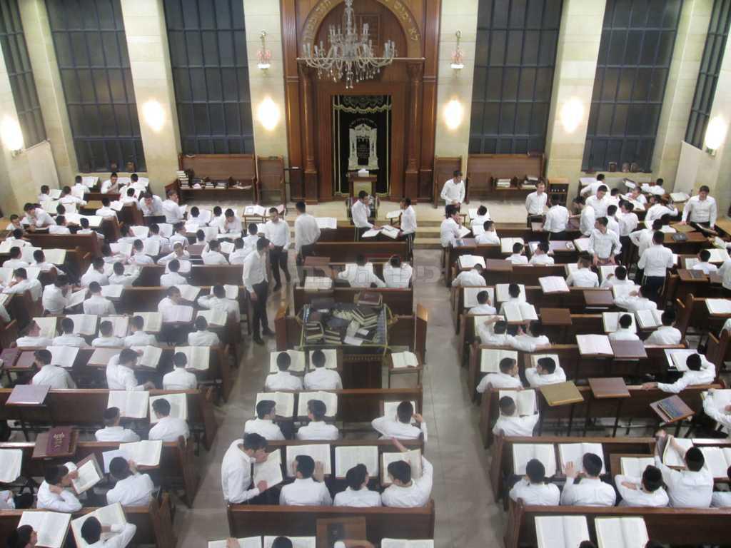 ישיבת אור ישראל (צילום: רשת רוטרניק)