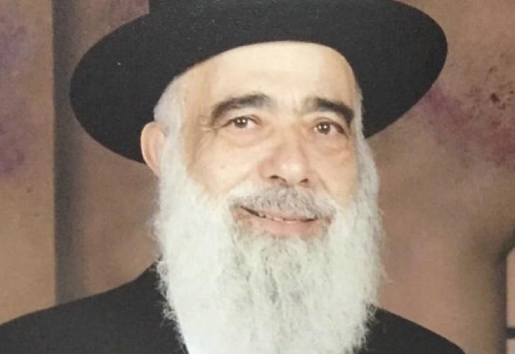 רבי אברהם עמר זצ''ל