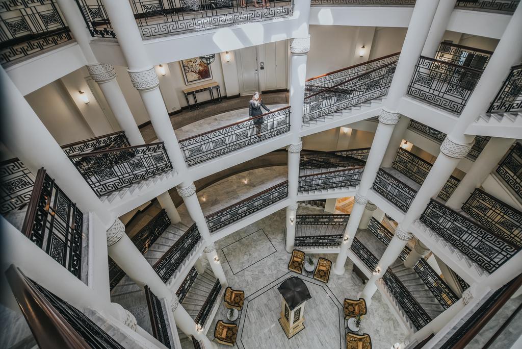 אדריכלות ומלונאות במלוא עוצמתן