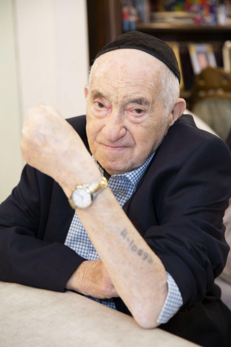 אברהם סלסר, מהמשתתפים בפרוייקט