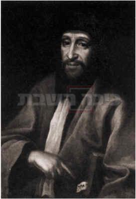 החכם צבי שרדף את חבורתו של ר' יהודה חסיד (מתוך ויקיפדיה)