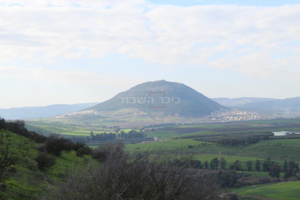 הר תבור (צילום: ישראל שפר)