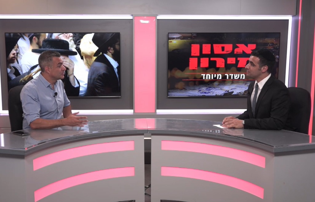 העיתונאי יוסי מזרחי בריאיון לישי כהן