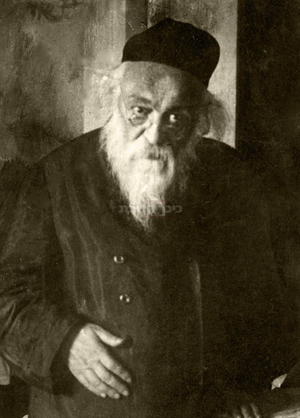 הרב מבריסק (צילום: ויקיפדיה, מאת לא ידוע - הספרייה הלאומית, אוסף שבדרון, נחלת הכלל)
